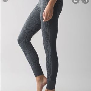 Lululemon Ebb T Street Pants Heathered Dark Slate